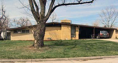 6 affordable midcentury modern homes for sale in metro denver for Affordable modern homes for sale