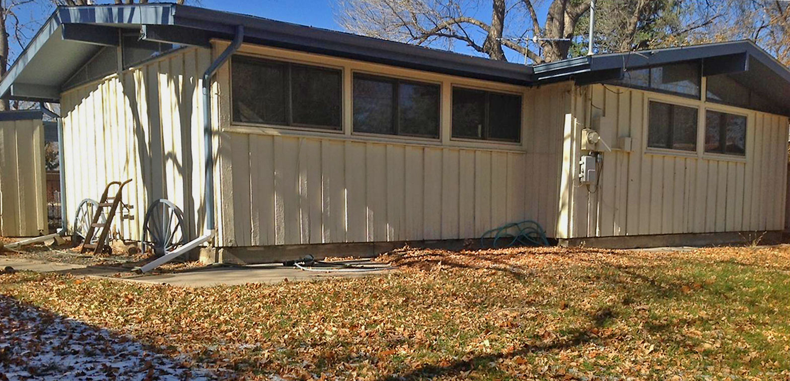 Affordable Mid Century Modern Homes In Denver