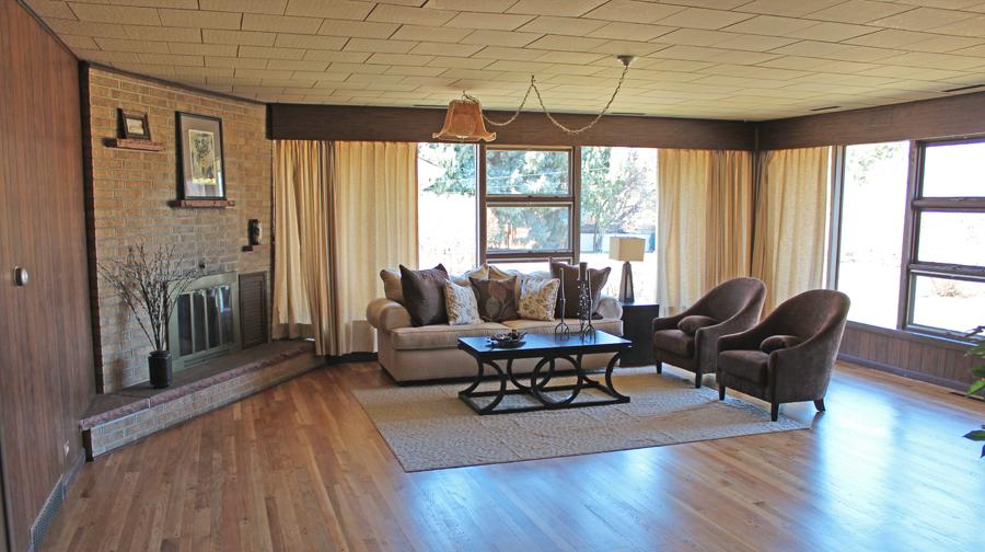 Mid Century Modest Home In Denver
