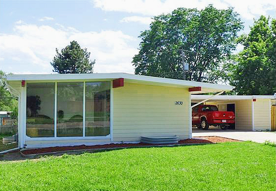 Mid Century Modern Homes For Sale In Denver
