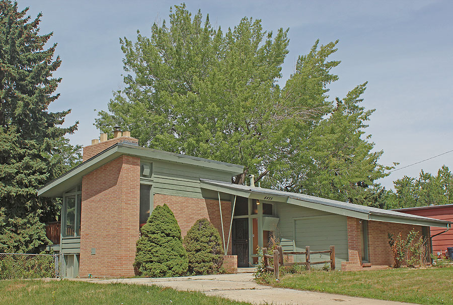 Affordable Mid Century Modern Home In Arvada