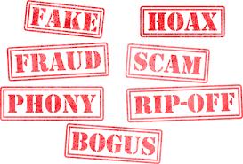 Bogus Real Estate Broker Awards